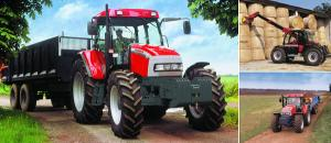 Piese tractor mccormick