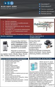Service calculatoare imprimante