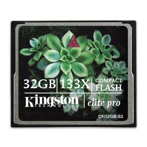 Kingston cf/32gb s2