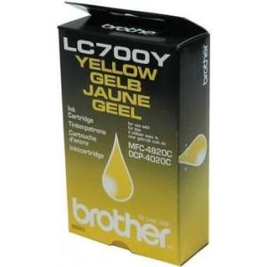 Brother lc700 yellow