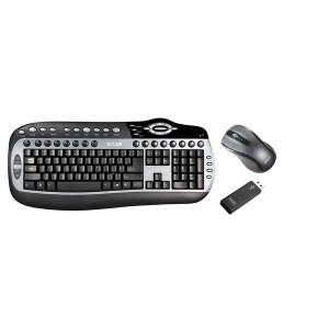 Kit tastatura&mouse delux wireless