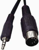 Cablu jack 3,5mm la DIN5 1,5m