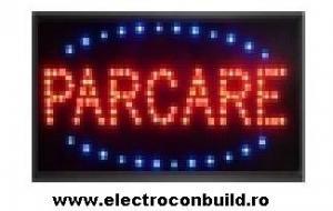 Panou led PARCARE