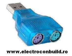 ADAPTOR USB -PS/2