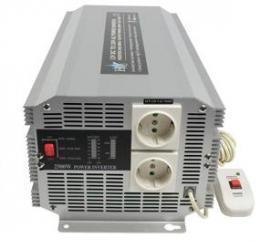 Invertor tensiune 2500W 12V unda modificata