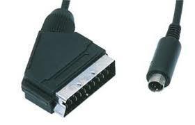Cablu scart la svhs 1,5m