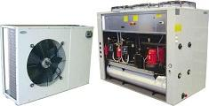 Chillere Racire / Incalzire EMICON - Serie PAE 80 la 330 kW