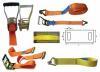Chingi textile de ancorare pentru transport