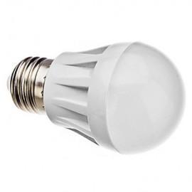 Bec cu LED Glob E27 3W 220V Plastic