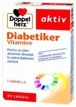 Vitamine pentru diabetici