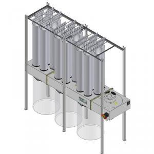 Exhaustor (aspirator rumegus) Nikmann SAM-3N