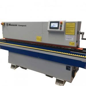 Masina de aplicat cant PVC/ABS 6T Compact Glue scraper