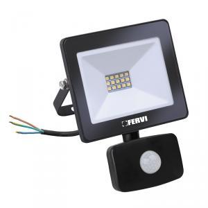 Proiector LED cu senzor de miscare si luminozitate 10W 0218/10S