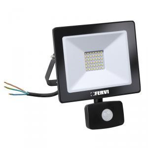 Proiector LED cu senzor de miscare si luminozitate 30W 0218/30S