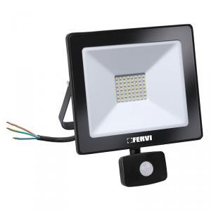 Proiector LED cu senzor de miscare si luminozitate 50W 0218/50S