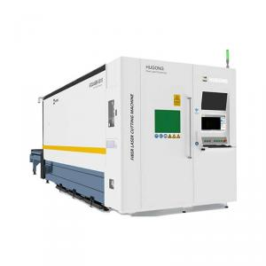 Masina debitat tabla cu laser ECOLASER 1.5 kW MAXPHOTONICS 1.5x3m