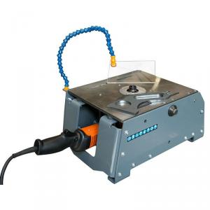 Masina de sanfrenat tabla B10 ELECTRA 230V, 50Hz, 1700W + B-DOCK si cap de frezare