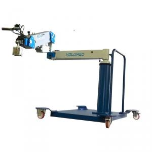 Manipulator ROVER RM02 capacitate de ridicare 1-50 Kg rotire 360A° cu Cap motorizat RM.TM07.A01 si Dispizitiv de prindere cu Vacuum si Suport mobil Volumec