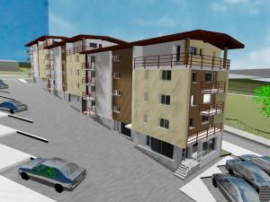 Apartamente 3 camere zalau