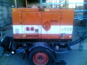 Generator diesel 5 kw
