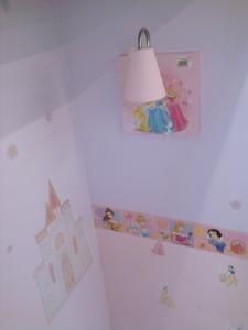 Pictura camera copilului