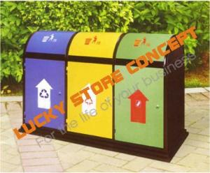 Pubela de gunoi reciclare