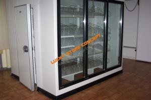 Vitrine frigorifice verticale