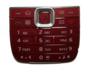 Tastatura nokia e75 rosie