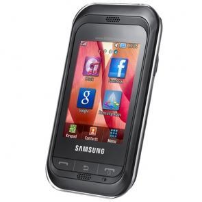 Samsung c3300 champ brown