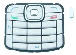 Tastatura nokia n70 argintie