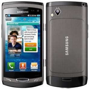 Samsung s8530 wave 2 black