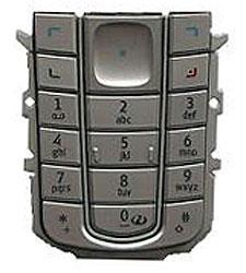 Tastatura nokia 6230 argintie