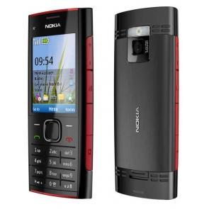 Nokia x2 red