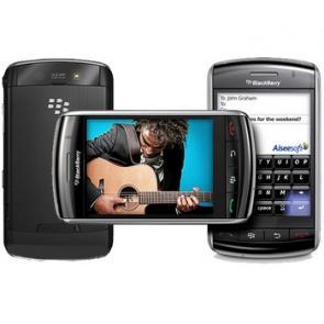 Blackberry 9500 storm black