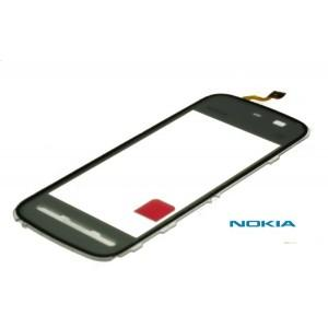 Touch screen nokia 5230 alb