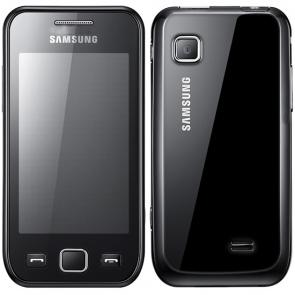 Samsung s5250 wave525 black