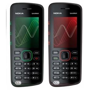 Nokia 5220 xpress music red