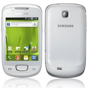Samsung s5570 galaxy mini white