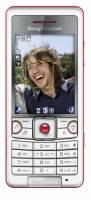Sony ericsson c510 red