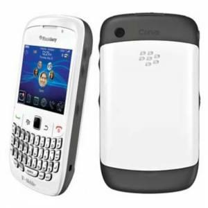 Blackberry 8520 gemini white