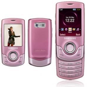Samsung s3100 pink
