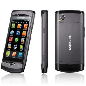 Samsung s8500 wave black