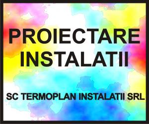 Proiectare instalatii sanitare proiect