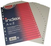 Index plastic Noki A-Z E59229