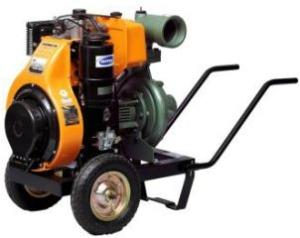 Motopompa Diesel ANTOR 4LD-820 LY3 ELECTRIC