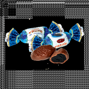 Prune de ciocolata