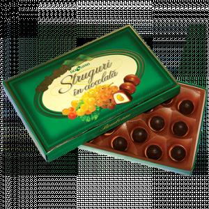 Struguri în ciocolata 320gr