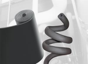 Tuburi izolatoare din cauciuc elastomeric
