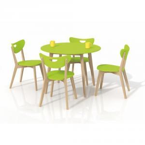 Set masa HM Peppita verde