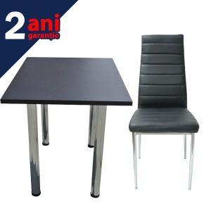 Set masa si scaune bucatarie